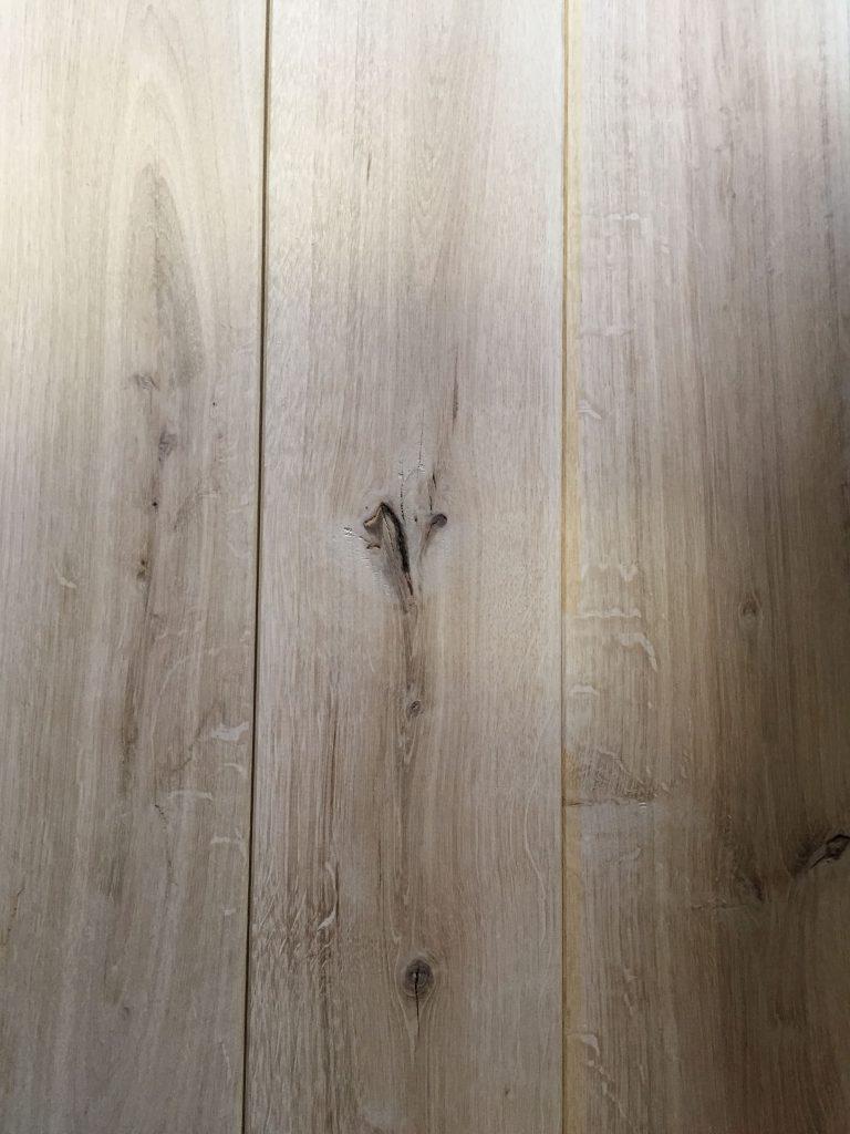 Planchers chêne